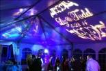 Liz and Todd Tent Gobo