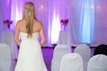 Oakdale Dome Wedding Bride