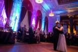 Society Room Wedding First Dance